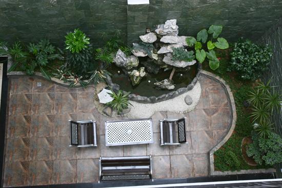 公司 俯视小花园有能做私家花园设计效果图的效果图公司